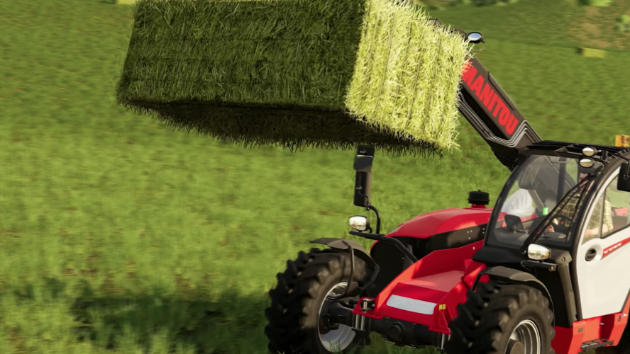 Have you experienced the Magic of Farming Simulator Games?