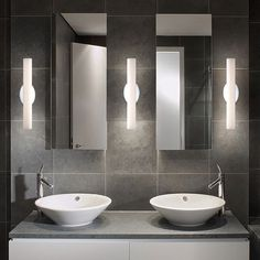 In the variation, the illumine bathroom mirror is extremely sensible.