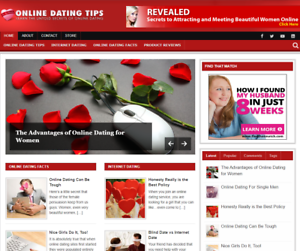 Create a dating blog to reach people