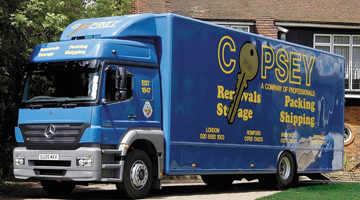 Removals packaging service in essex