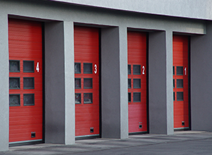 The advance of the garage doors with safety